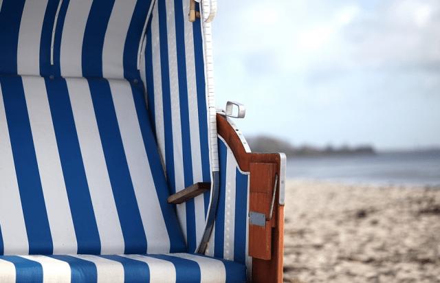 Strandkorb Schutzhülle für optimale Erhaltung