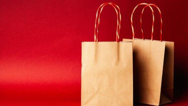 Papiertaschen Druck vom Profi