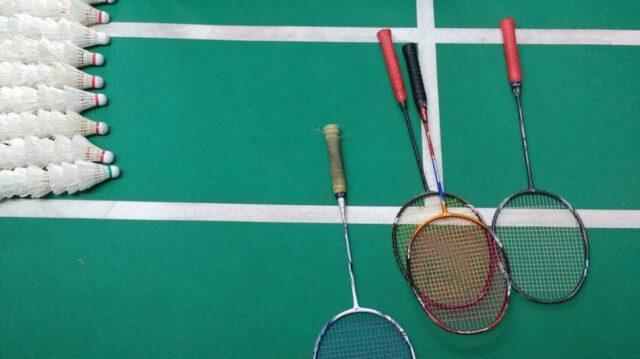 Badminton in Bremen im Freien betreiben
