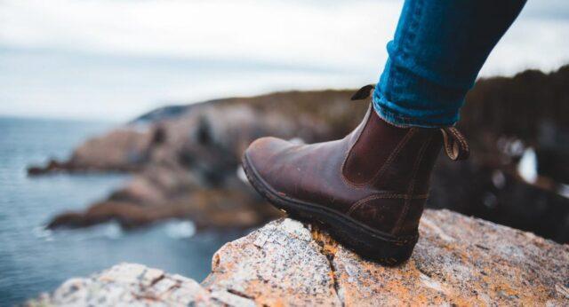 Festes Schuhwerk – der Blundstone 500