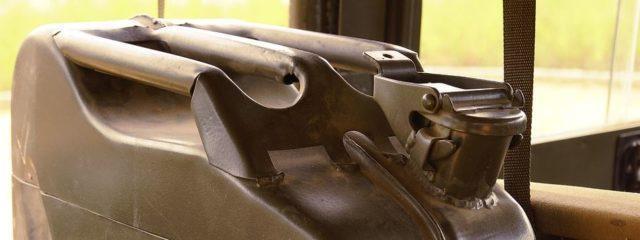 Sicherheit auf langen Strecken – Der Benzinkanister