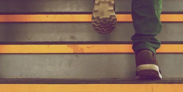 Treppenlift und der Tag gehört dir