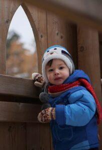 Skandinavische Kindermode für jedes Alter