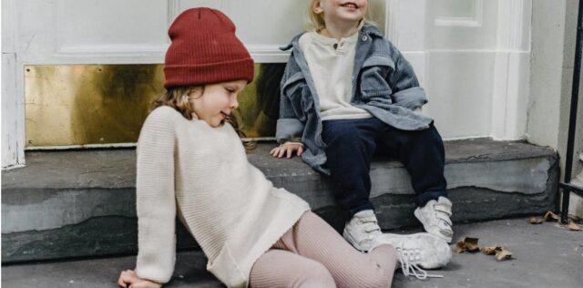 Hochwertige Kindermode