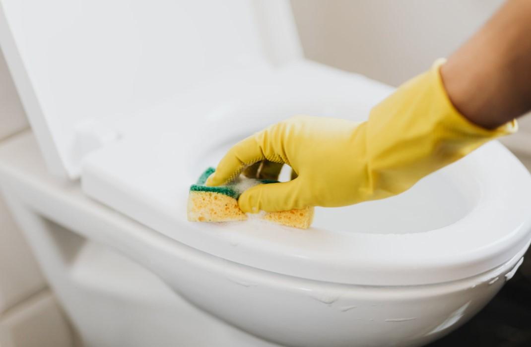 So verbessern Sie die Hygiene im Badezimmer